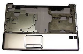 Replacement or Repair of Laptop Palmrest with Touchpad for